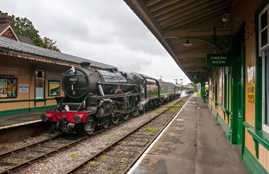 45231 at Horsted Keynes - Andrew Shapland - 26 Oct 2013