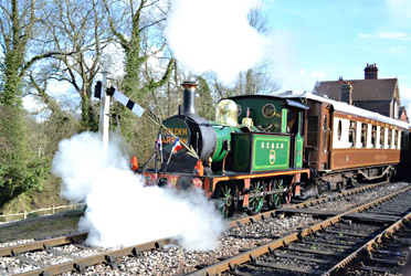 178 at the head of the Golden Arrow! - Owen Hayward - 23 March 2014