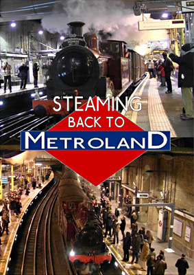 Steam back on the Met Video