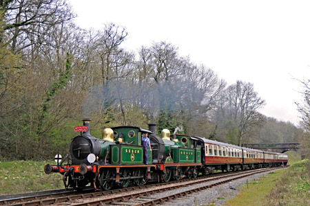 178 and 263 with the Wealden Rambler service - Derek Hayward - 30 March 2014