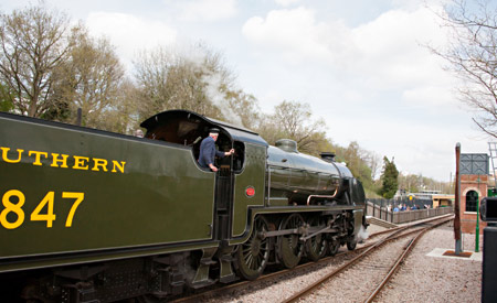 S15 at East Grinstead - John Sandys - 10 April 2014