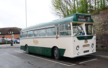 Maidstone & District AEC Reliance 390 DKK - Andrew Crampton - 6 April 2014