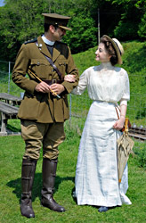 Edwardian Weekend - Derek Hayward - 18 May 2014