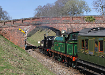 Stepney and the H on the Jack Owen memorial train - Peter Edwards - 29 March 2014
