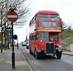 London Transport RT 1798 - Andrew Crampton - 6 April 2014