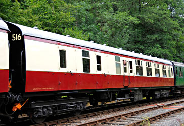 Mk.1 BSK No.35207 in service - Derek Hayward - 5 July 2014