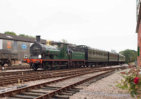 C-class with Birdcage set at Horsted Keynes - Chris Beaumont - 6 July 2014