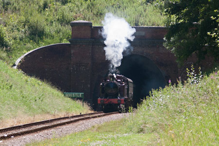 L.150 emerges from the Tunnel - John Sandys - 3 July 2014