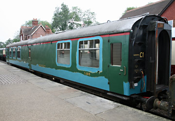 1818 on its return from structural maintenance - John Sandys - 11 Sept 2014