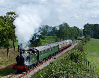 5643 on Freshfield Bank - Paul Furlong - 25 Sept 2014