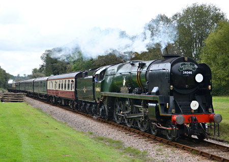 Braunton at West Hoathly - Andrew Crampton - 2 October 2014