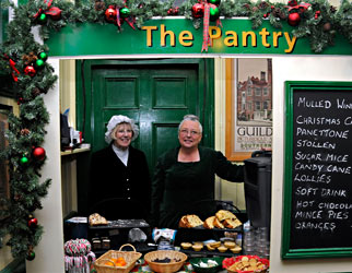 Pantry at Horsted Keynes - Derek Hayward - 20 December 2014