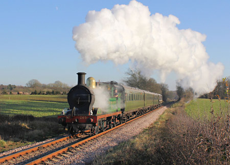 H-class on Freshfield Bank - Peter Edwards - 29 December 2014