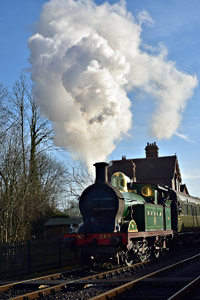H-class at Sheffield Park - Brian Lacey - 2 January 2015