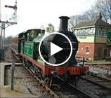 263 approaches Horsted Keynes - YouTube Video - Simon Mulligan - 15 February 2015