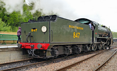 S15 at East Grinstead - Brian Lacey - 14 May 2015