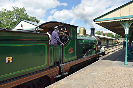C-class at Horsted Keynes - Brian Lacey - 6 June 2015