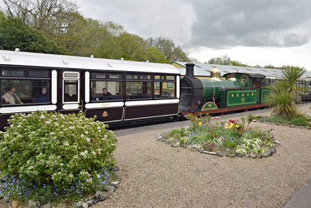 H-class on Bluebell Specials - Brian Lacey - 27 April 2015