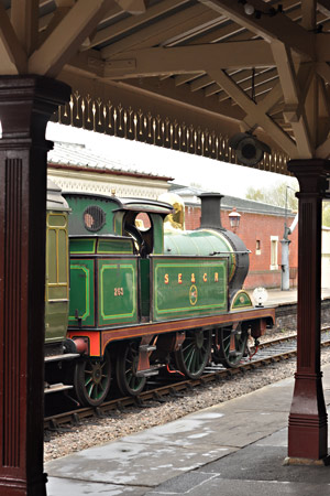 H-class at Sheffield Park - Roy Peters - 3 May 2015
