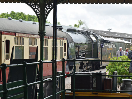 S15 at Horsted Keynes - Brian Lacey - 13 June 2015