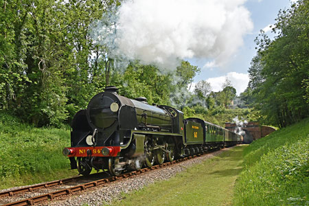 S15 at West Hoathly - Brian Lacey - 30 May 2015