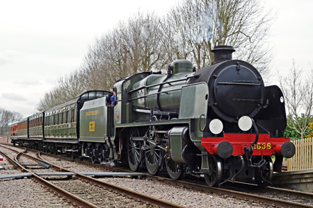 U-class at East Grinstead - Brian Lacey - 2 April 2015