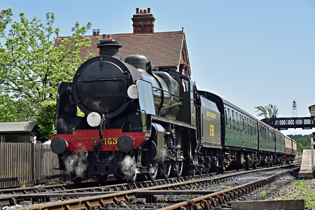 U-class at Sheffield Park - Brian Lacey - 6 June 2015