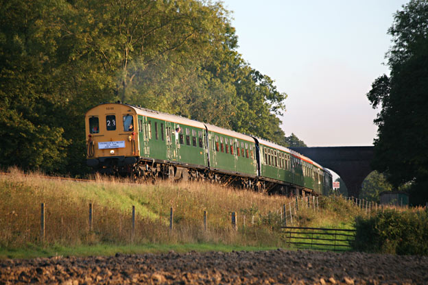 Unit 1001 with private charter south of Horsted Keynes - Julian Clark - 25 September 2015