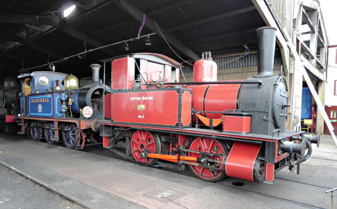 Baxter and 323 await boiler exam - Tony Sullivan - 23 July 2015
