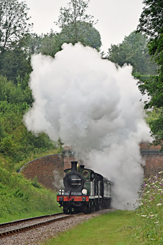 C and H classes at West Hoathly - Brian Lacey - 3 August 2015