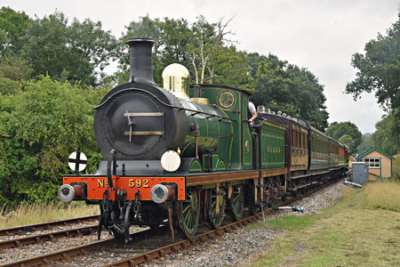C-class at Kingscote - Brian Lacey - 12 August 2015