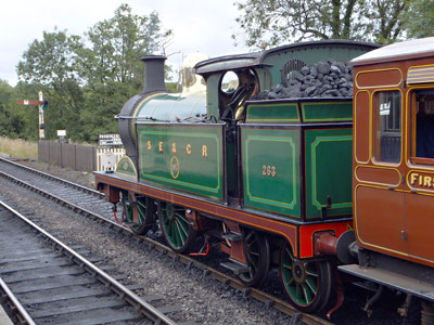 H-class at Sheffield Park - John Sandys - 28 July 2015