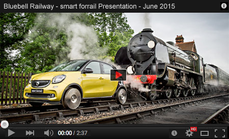 smart forrail video