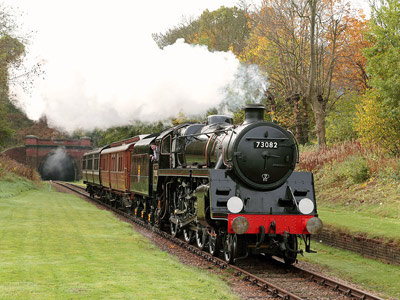 Camelot with AGM Special, at West Hoathly - Yoshi Hashida - 25 October 2015