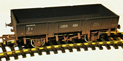 00-scale wagon commission from Dapol, available exclusively from the Bluebell Shop