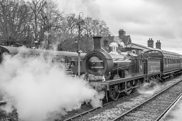 C-class at Horsted Keynes - Nick Burgess - 12 December 2015