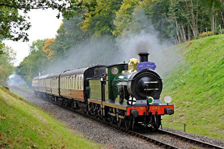 C-class with wedding special Rambler - Derek Hayward - 10 October 2015