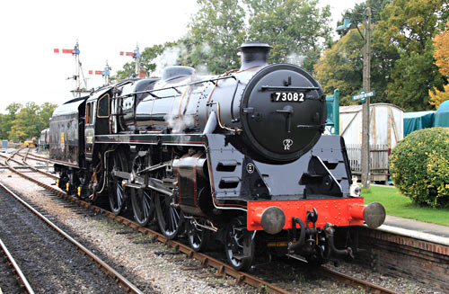 Camelot at Horsted Keynes - Michael Hopps - 19 October 2015