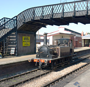 Fenchurch at Sheffield Park - John Sandys - 1 October 2015