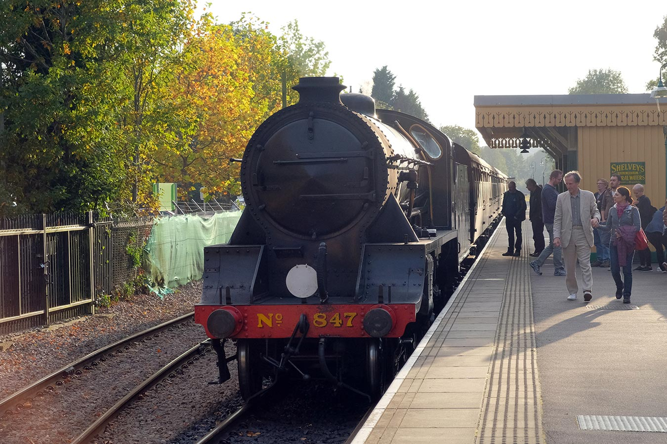 blog what u0027s new at the bluebell railway