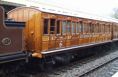 Bluebell railway carriages and wagons - Carrage metro ...