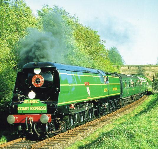 Bluebell Railway And Bulleid Society