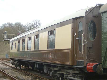 Bluebell railway carriage fleet review 5 - Pullman kitchen design ...