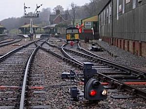 Bluebell Railway - Resignalling of Horsted Keynes on
