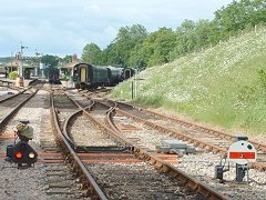 PLS 13 and shunt signal 12