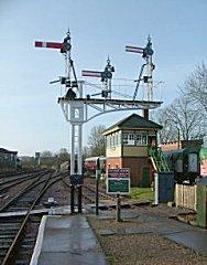 Bluebell Railway  Resignalling of Horsted Keynes