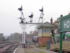 Signals 8a, 8b and 10