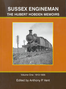 Book Cover - Sussex Engineman