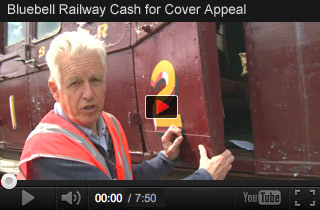 Cash for Cover Appeal Video