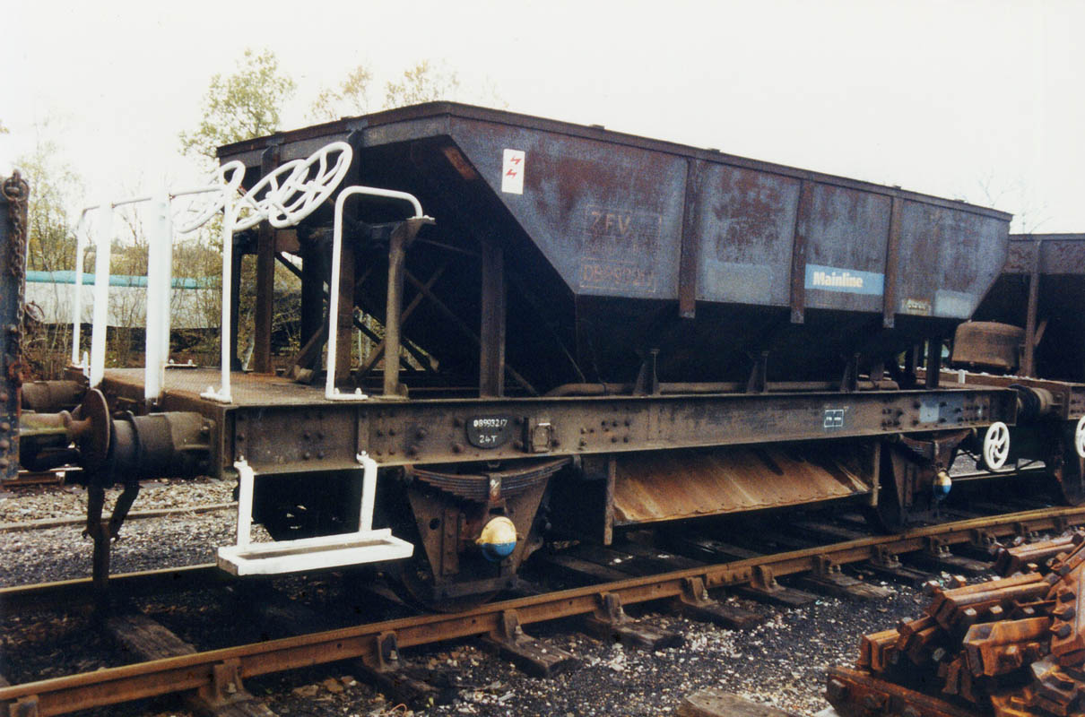 Bluebell Railway Wagons Dogfish Ballast Wagon Db993217